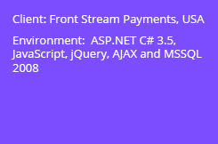 Secure Payment Gateway Dot Net Website