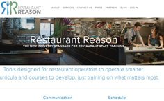 Restaurant Reason Wordpress Website